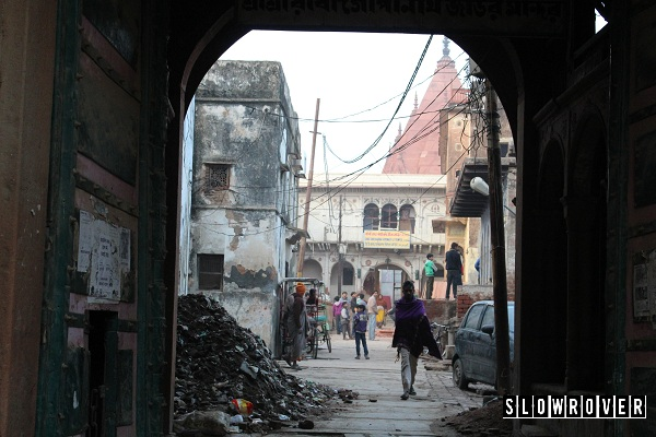 My Visit To Vrindavan Showed Me how Small Towns Retain Their