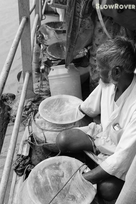 Kolkata, Fisherman,