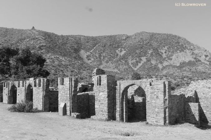 Marketplace of Bhangarh