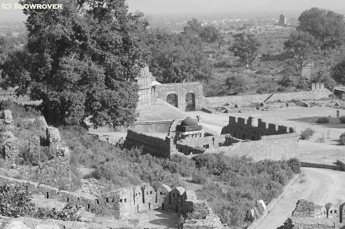 Ruins of Bhangarh